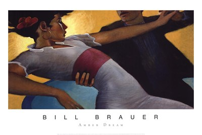 Amber Dream Poster by Bill Brauer for $40.00 CAD