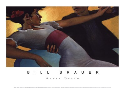 Amber Dream Poster by Bill Brauer for $22.50 CAD