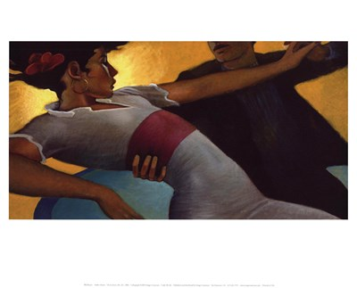 Amber Dream Poster by Bill Brauer for $8.75 CAD