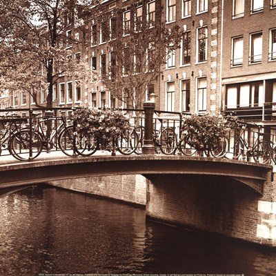 Autumn in Amsterdam III Poster by Jeff Maihara for $18.75 CAD