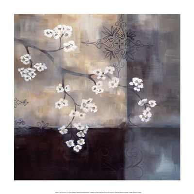 Spa Blossom II Poster by Laurie Maitland for $21.25 CAD