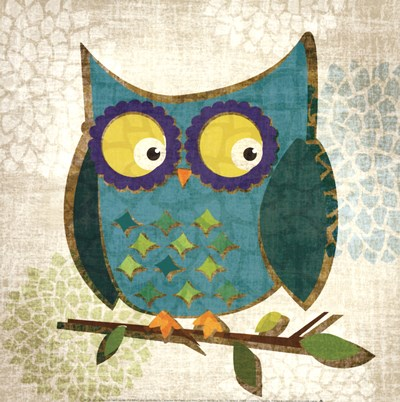 Who's Hoo I Poster by Tandi Venter for $18.75 CAD