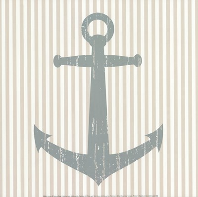Anchor Poster by Sabine Berg for $18.75 CAD