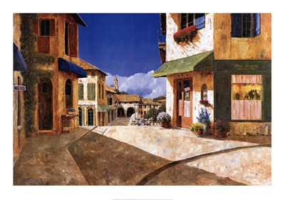 On My Way to the Market Poster by Gilles Archambault for $52.50 CAD