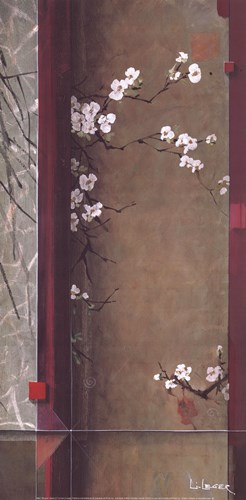 Blossom Tapestry I Poster by Don Li-Leger for $21.25 CAD