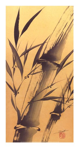 Bamboo's Strength Poster by Katsumi Sugita for $35.00 CAD
