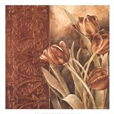 Copper Tulips I