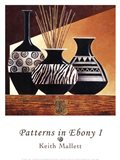 Patterns in Ebony I