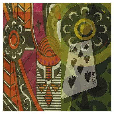 8 of Spades Poster by J. Jones for $22.50 CAD