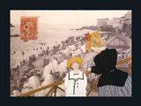 Jeanne, Sa Mere Et La Mer