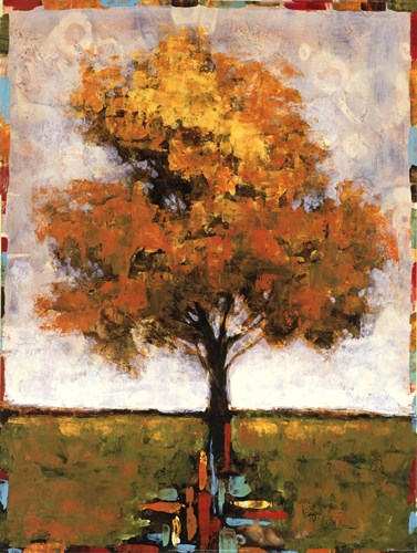 Standing Tall I Poster by Karen Leibrick for $33.75 CAD