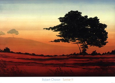 Sunrise II Poster by Robert Charon for $50.00 CAD
