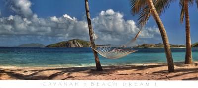 Beach Dream I Poster by Doug Cavanah for $66.25 CAD