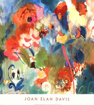 First Symphony Poster by Joan elan Davis for $26.25 CAD