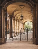Courtyard Colonnade