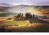 Belvedere Sunrise Tuscany
