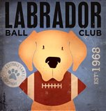 Labrador Ball Club