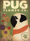 Pug Flower Co.