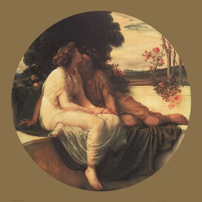 Acme and Septimus Poster by Frederic Leighton for $53.75 CAD