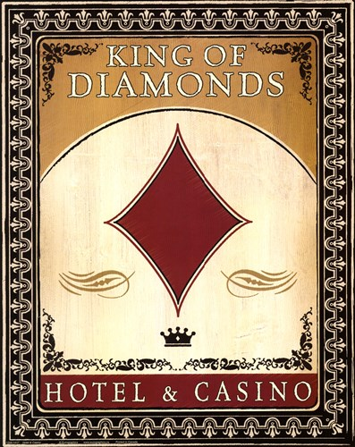 Hotel & Casino Poster by Unknown for $26.25 CAD