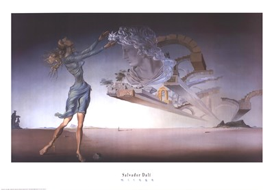 Mirage, c.1946 Poster by Salvador Dali for $53.75 CAD