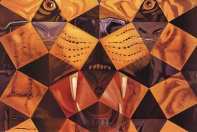 Cinquenta... Tigre Real, c.1963 Poster by Salvador Dali for $26.25 CAD