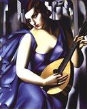 Femme a Guitare