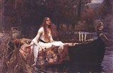 Lady of Shalott, c.1888