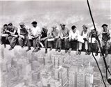 Lunchtime Atop a Skyscraper, c.1932