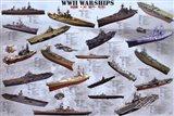 World War II War Ships