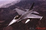 Airplane F-16 Falcon