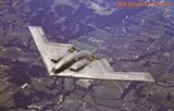 Airplane B2 Bomber Spirit