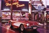 Corvette, 1958 - Diner