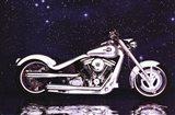 Motorcycle - Radical Custom Big Twin Sof
