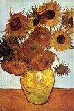 Vase with Twelve Sunflowers, c.1888