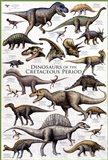Dinosaurs - Cretaceous Period
