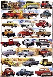 Pick-Up Trucks 1931-1980