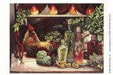 Rooster & Oils