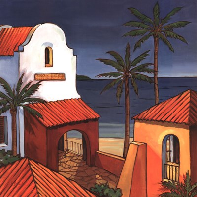 Antigua II Poster by Paul Brent for $25.00 CAD