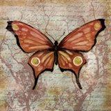 Vintage Butterflies I