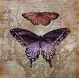 Vintage Butterflies IV
