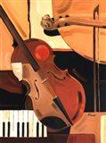 Abstract Violin - Mini