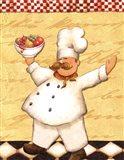 Le Chef Et Les Fruits - Mini