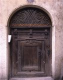 Prague Door IV