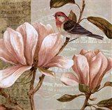 Magnolia Collage I - Mini