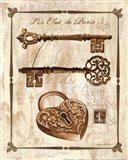 Keys to Paris II