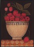 Cup O' Raspberries