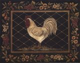 Old World Rooster - Mini