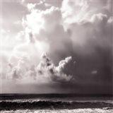 Ocean Storm II Sq. BW