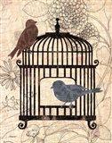 Birds & Blooms II